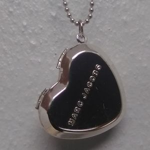 Marc Jacobs Heart Locket Necklace